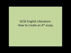 Essay about middle english literature